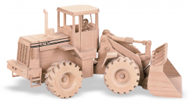 Woodworking Plans The Front- End Loader | Bear Woods Supply