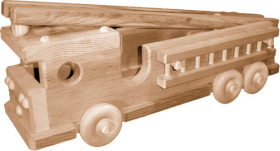 Woodworking Plans Firetruck | Bear Woods Supply