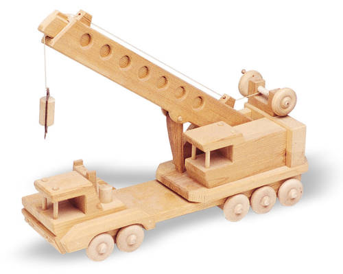 Heavy Duty Crane 30in. (Woodworking Plan)