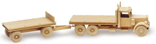 Plan Toys Train Joys : The freight truck inch woodworking plan