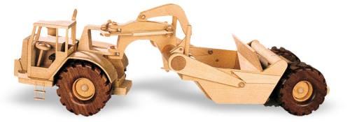 Plan Toys Train Joys : The scraper inch woodworking plan