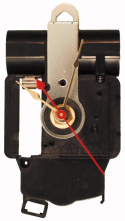 Westminster pendulum chime clock movement