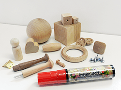 Shop online for wood craft supplies and wood parts | Bear Woods Supply