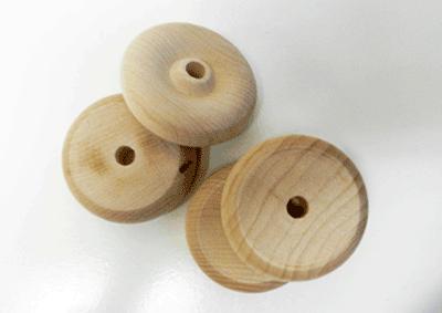 Buy Wood Toy Wheels | Bear Woods Supply
