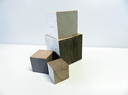 Shop for 1 inch and 2 inch wooden blocks or cubes   Bear Woods Supply
