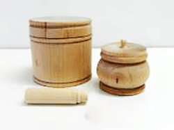 Buy wooden stamp boxes and pumpkin box | Bear Woods Supply