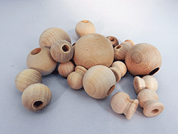 Wooden Dowel Caps | Bear Woods Supply