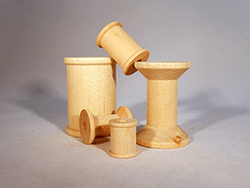 Wooden Crafty Spools | Bear Woods Supply