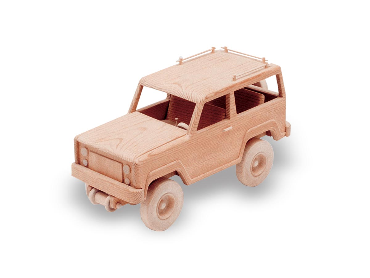 Bronco Blazer 13 Inch Woodworking Plan